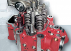 Compact cylinder head design